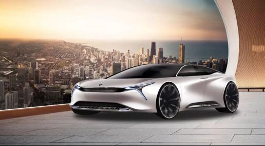 绿驰新能源汽车:带你见识高雅的力量