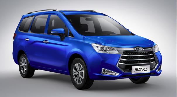 有什么本事!让家用消费者选择瑞风R3CVT自动版?中国汽
