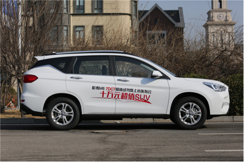 6.6万元的性价比之王 哈弗M6各个击破竞品车-焦点中国网
