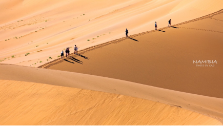 """纳米比亚,一场""""流放""""荒原的旅途,收获亲近万物的真挚"""